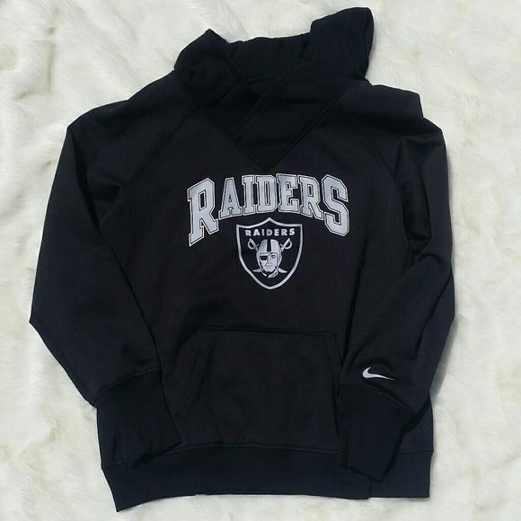 de5f29070c52 Nike Raiders hoodie shawl neck unisex. M 5b830528df0307911e4ee6e9